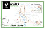 2019 Stage 1 North Logan Map