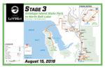 2019 Stage 3 Antelope Island North Salt Lake Map