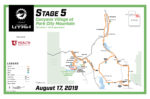 2019 Stage 5 Canyons Village at Park City Mountain Map