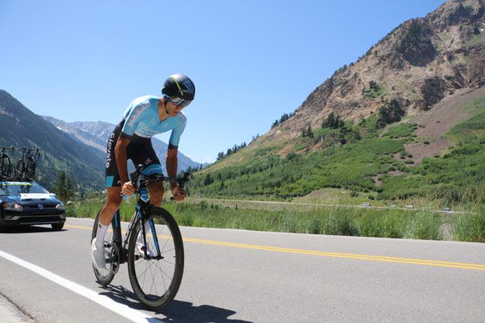 Canadian James Piccoli Wins 2019 Tour of Utah Prologue