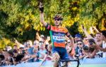 Marco Canola (Nippo-Vini Fantini Faizane) wins Stage 4.