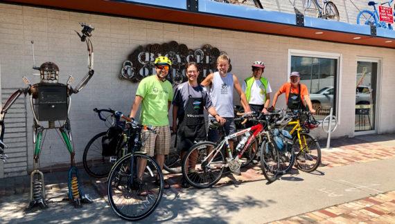 Salt Lake City Bike Collective Wins Planet Bike Super Commuter Award