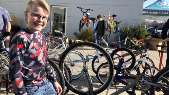 Free Bikes 4 Kidz Seeks Bike Donations on October 5, 2019 in Salt Lake City