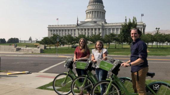 Free Bike Share on 10-26-19 in Salt Lake City, Boise, Park City, & St. George