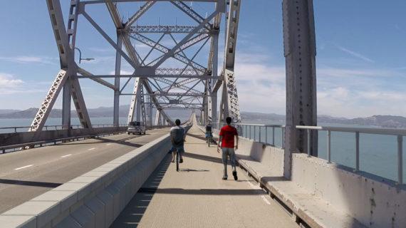 Richmond-San Rafael Bridge Bike Path to Open on November 16, 2019