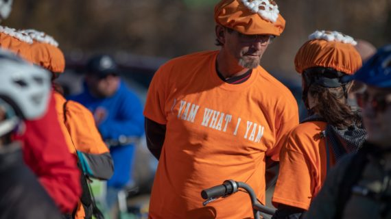 Boise GreenBike Sponsors Fourth Annual Cranksgiving Bike Ride on 11/23/19