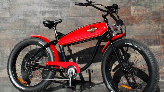 Bring a Wildsyde Vintage-Voltage eCruiser Bike Home for the Holidays
