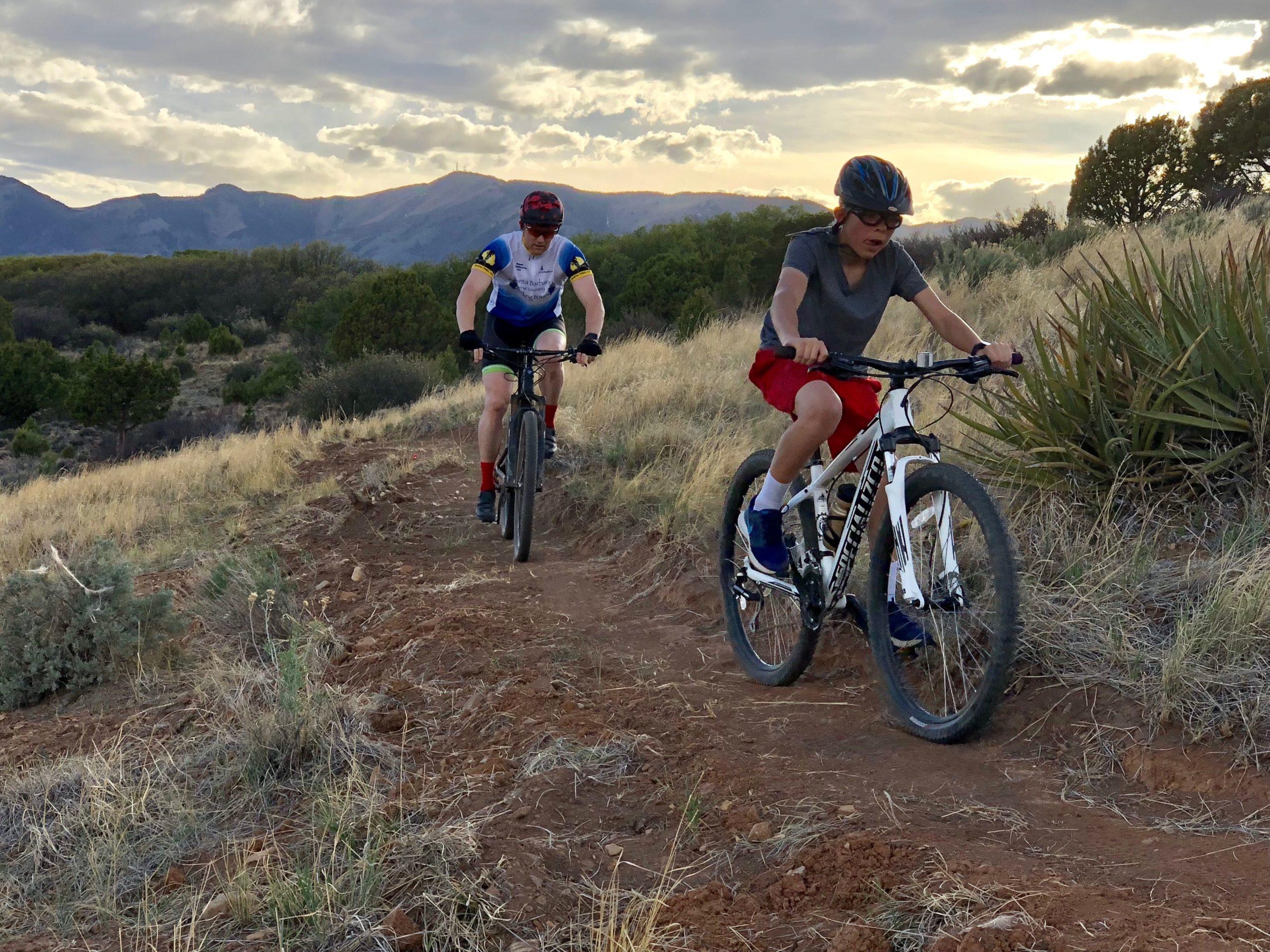 Abajo Foothills Trails. Image courtesy UORG