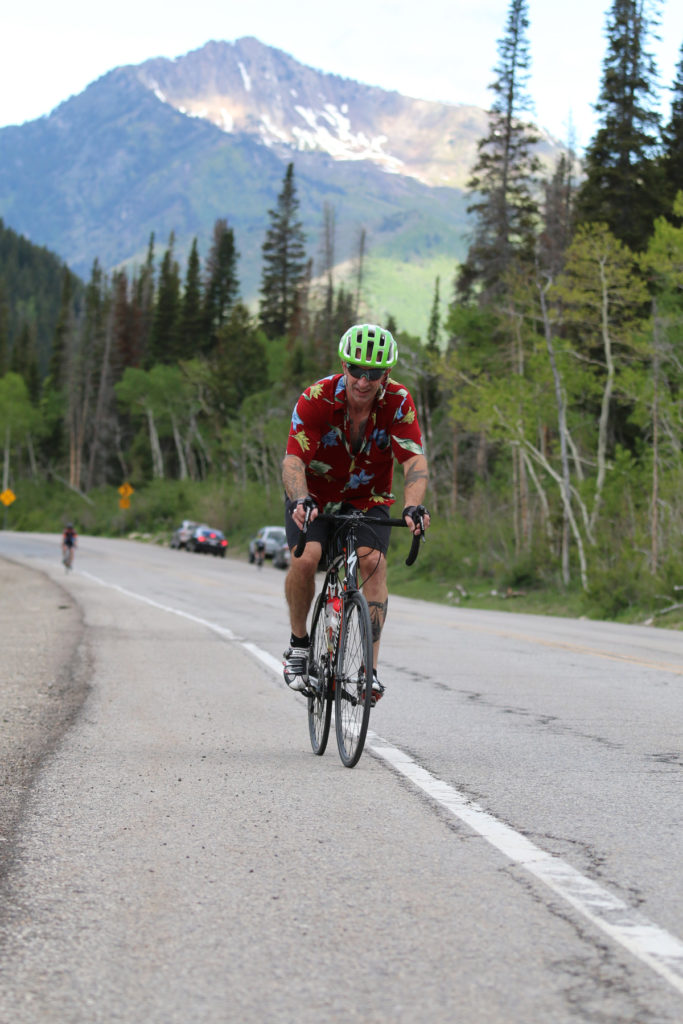 Big Cottonwood Canyon is the home each year to the Porcupine Hill Climb. It will be closed to cyclists on many days during the summer of 2020. Photo by Dave Iltis