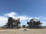 Idaho Century Rides N Atomic Aircraft Engine Prototypes – Idaho Falls to Arco Ride
