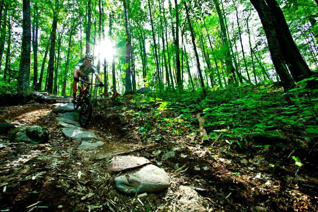 Photo courtesy International Mountain Bike Association/IMBA