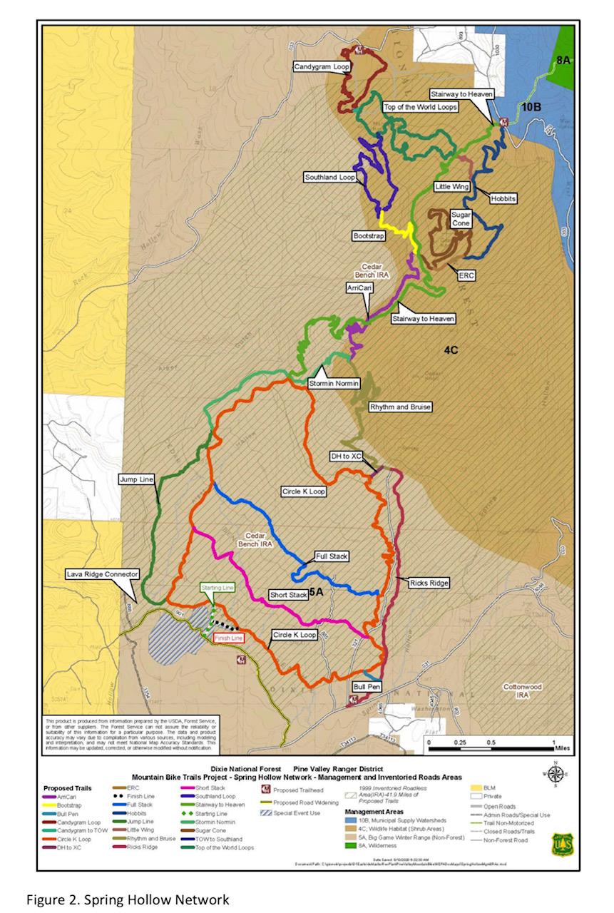 Photo courtesy Trail Alliance of Southern Utah
