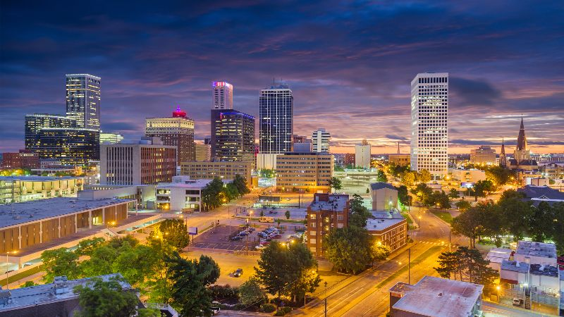 ulsa, Okla., home of the Certified Piedmontese IRONMAN North American Championship Tulsa scheduled to take place May 23, 2021