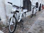 E-Bikes in Copenhagen, Denmark. Photo by Dave Iltis