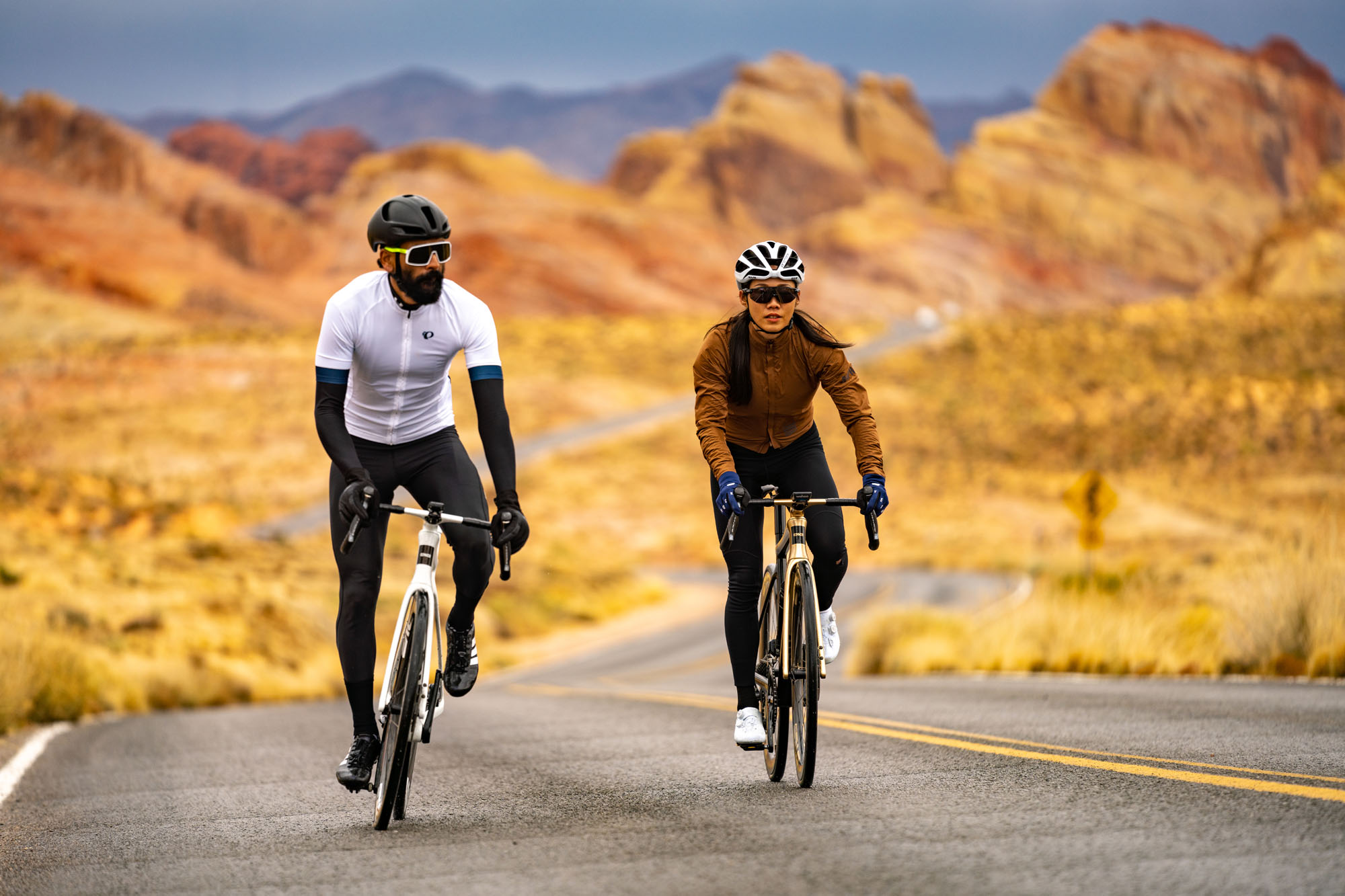 The ENVE Custom Road comes in two different geometries: Race and All-Road. Photo by Ian Matteson, courtesy ENVE