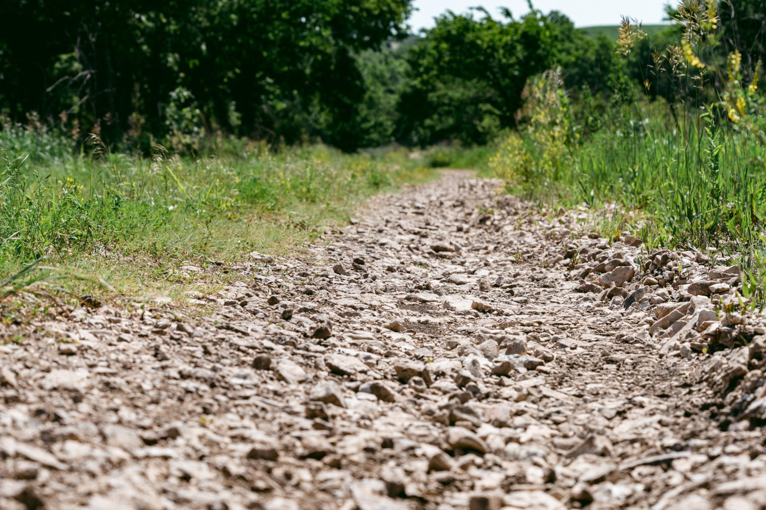 Riders faced mud ... Photo courtesy ENVE Composites/Ian Matteson