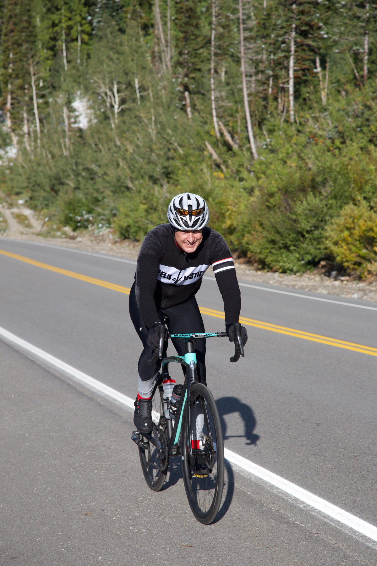 Scenes from the 5 Canyons Bike Challenge. Photo courtesy 5 Canyons.