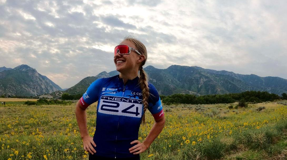 Photo courtesy TWENTY24 Pro Cycling Team